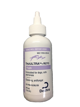 Baytril (2%)/Dex (0.1%) TrizUltra + Keto 12oz Bottle