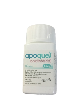 Apoquel 3.6mg Tablets